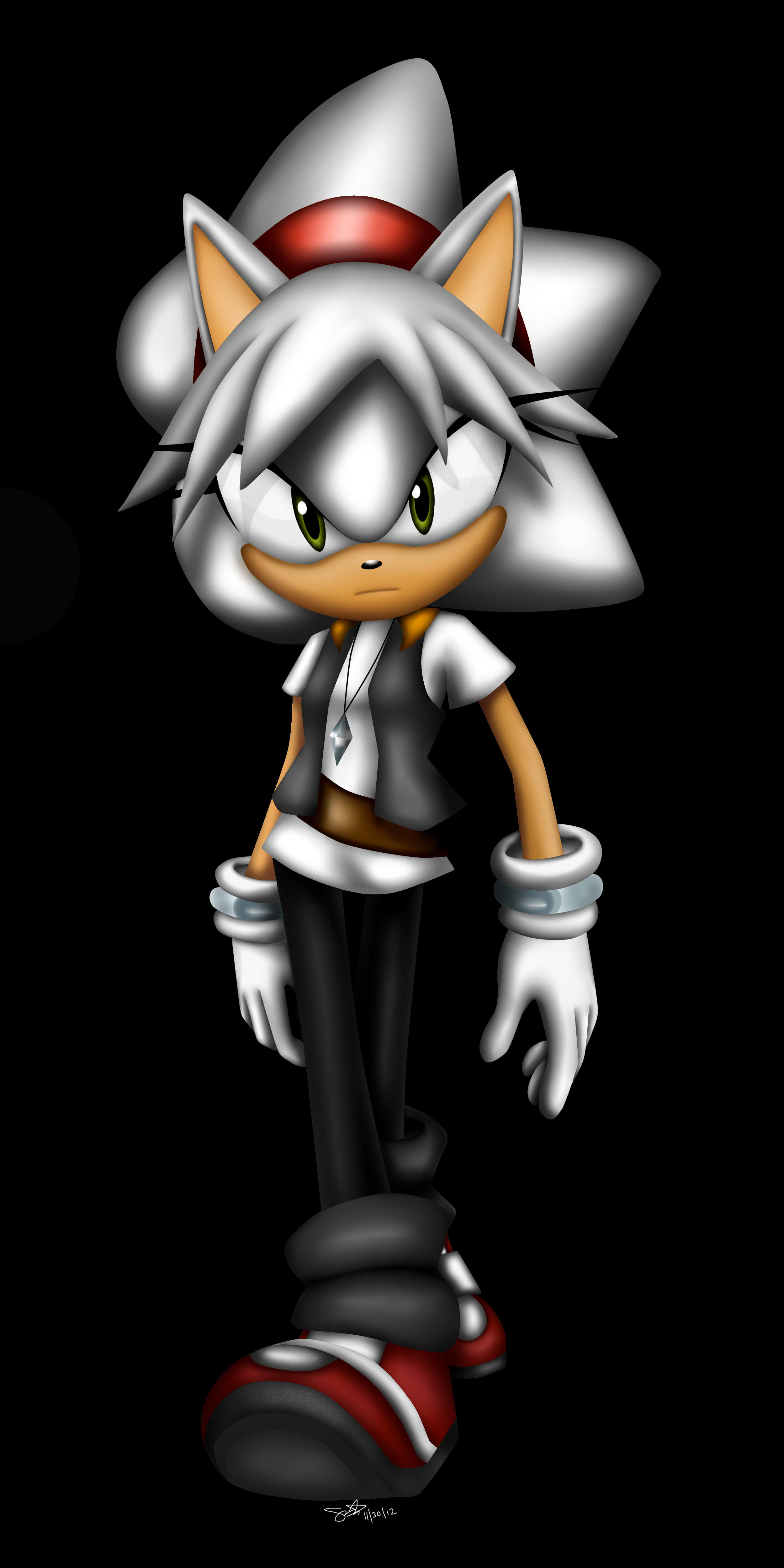 Zaphira the Hedgehog - Sonicsociety Wiki
