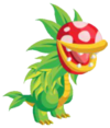 Dragón Carnívoro Fase 2