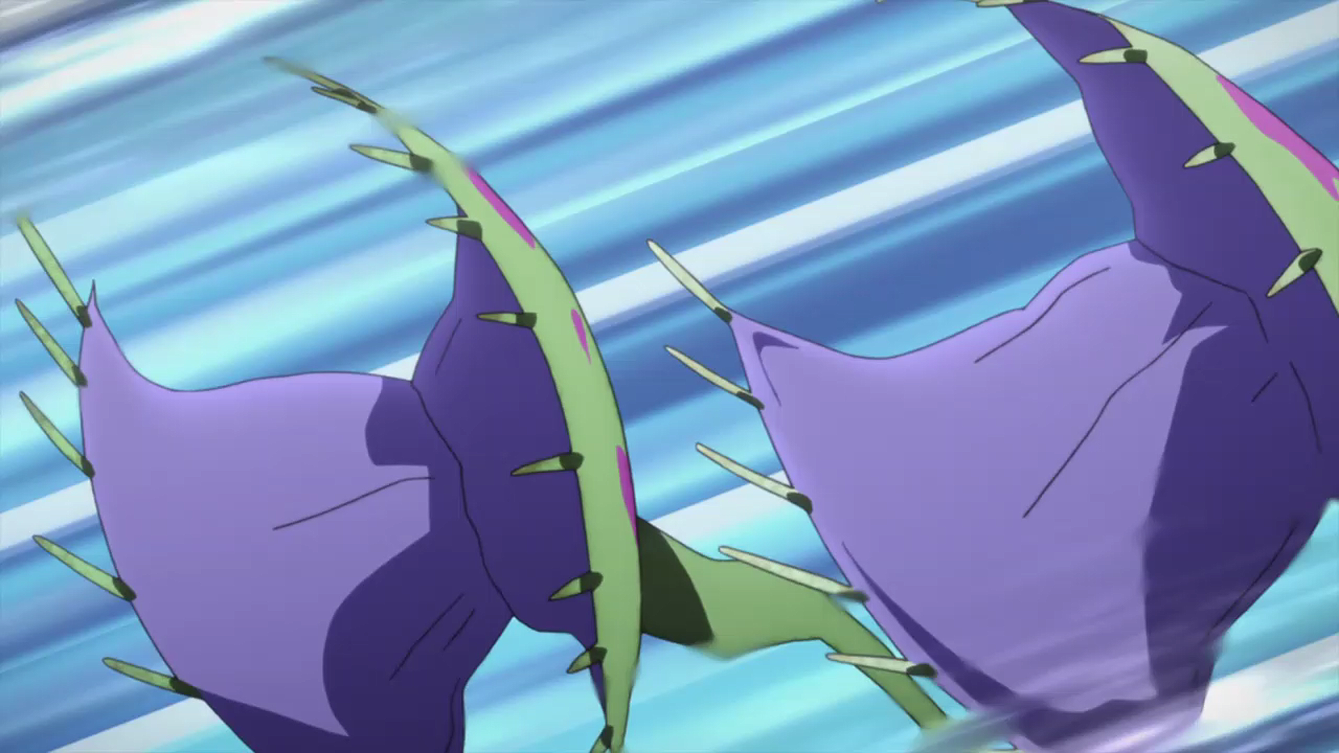 Kenji Yamamoto [8 skills] Venus_Flytrap_attacking
