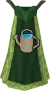 Farming cape detail
