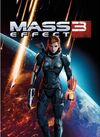 ME3 Cover Art - FemShep