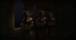 Sinister-LookingMonks