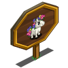 Orchid Mini Foal Mastery Sign-icon