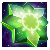 Iso-8 Crystal Green