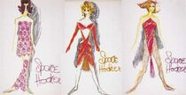 Mudd's Women designs by William Ware Theiss