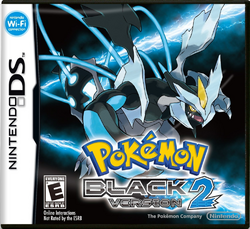Pokemon Black 2 (NA)