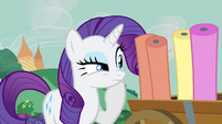 Rarity something&#39;s missing S3E8