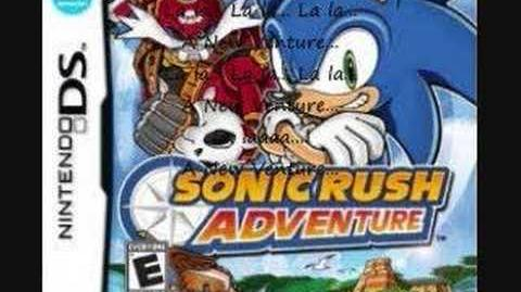 """A New Venture"" from Sonic Rush Adventure"