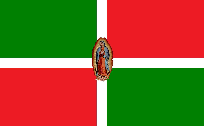 bandera de mexico en 1813 png
