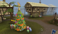 Christmas 2012 Lumbridge