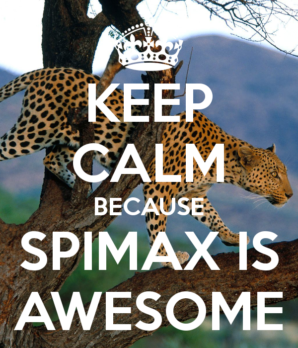 Keep-calm-because-spimax-is-awesome