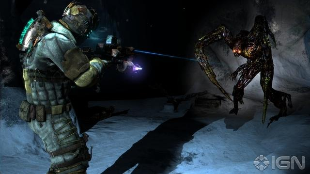 Dead Space 3 Killing Isaac Clarke