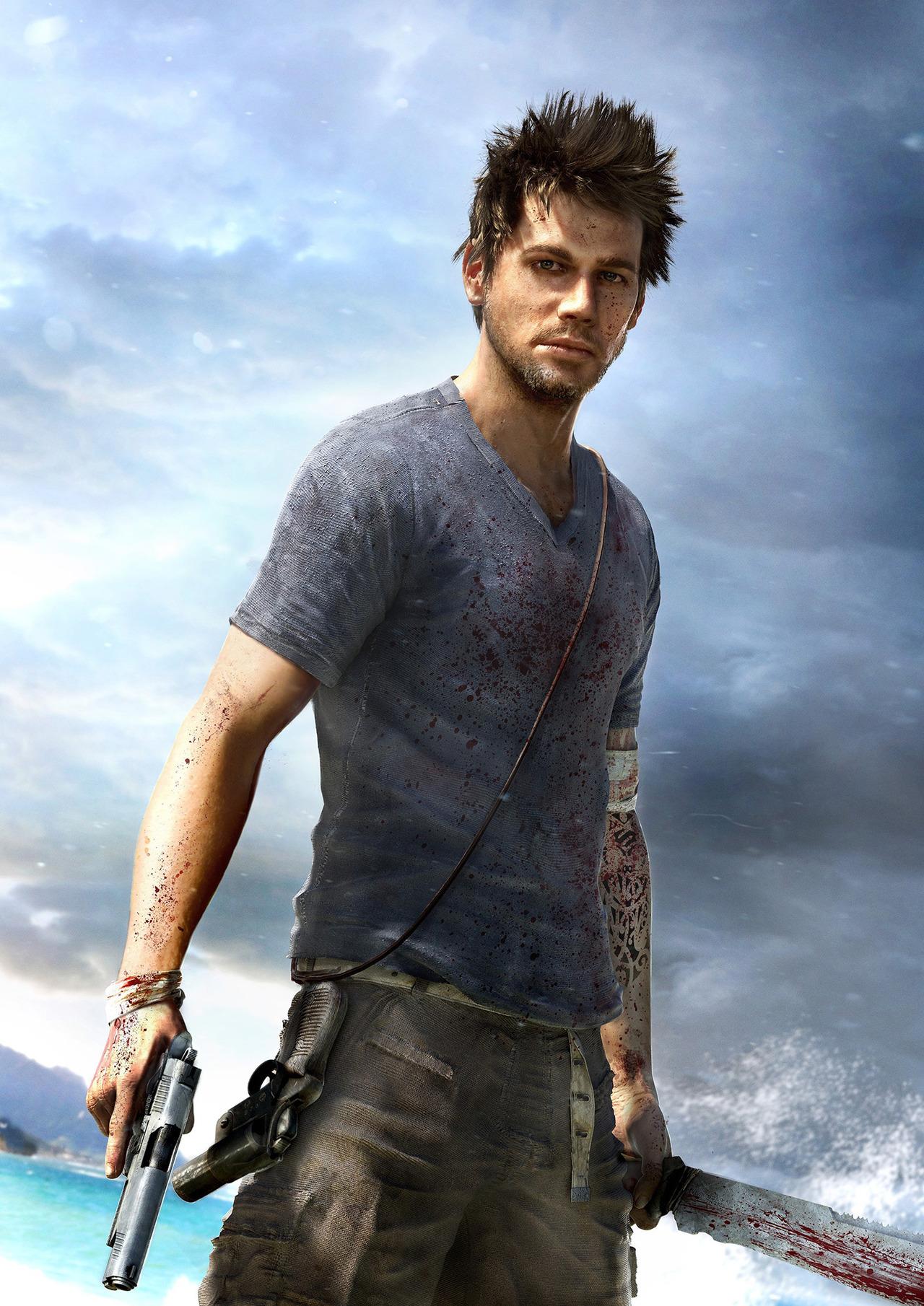 Jason Brody - Wiki Far Cry