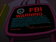 FBI Warning (FBI Warning of Doom)