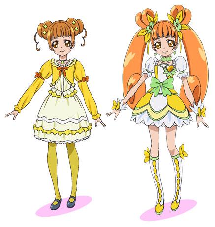 Doki Doki Pretty Cure! Curerosettamain