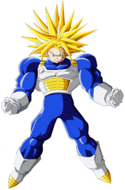 Super Trunks Render,