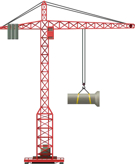 Tower Crane Png,Tower CraneLogo,GantryCrane(第17页)_点力图库