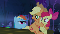 Applejack &#39;So where&#39;s its brain&#39; S3E06