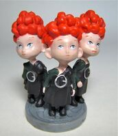 Hubert Harris Hamish figurines