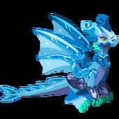 Dragón Cristal Fase 3