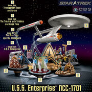 Bradford Exchange Star Trek Figurine Collection promo