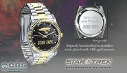 Bradford Exchange Star Trek watch