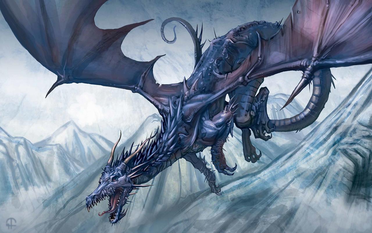Драконы dragon age wiki