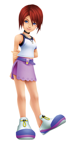 kairi Kingdom hearts