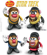 Hasbro Star Trek Mr Potato Head