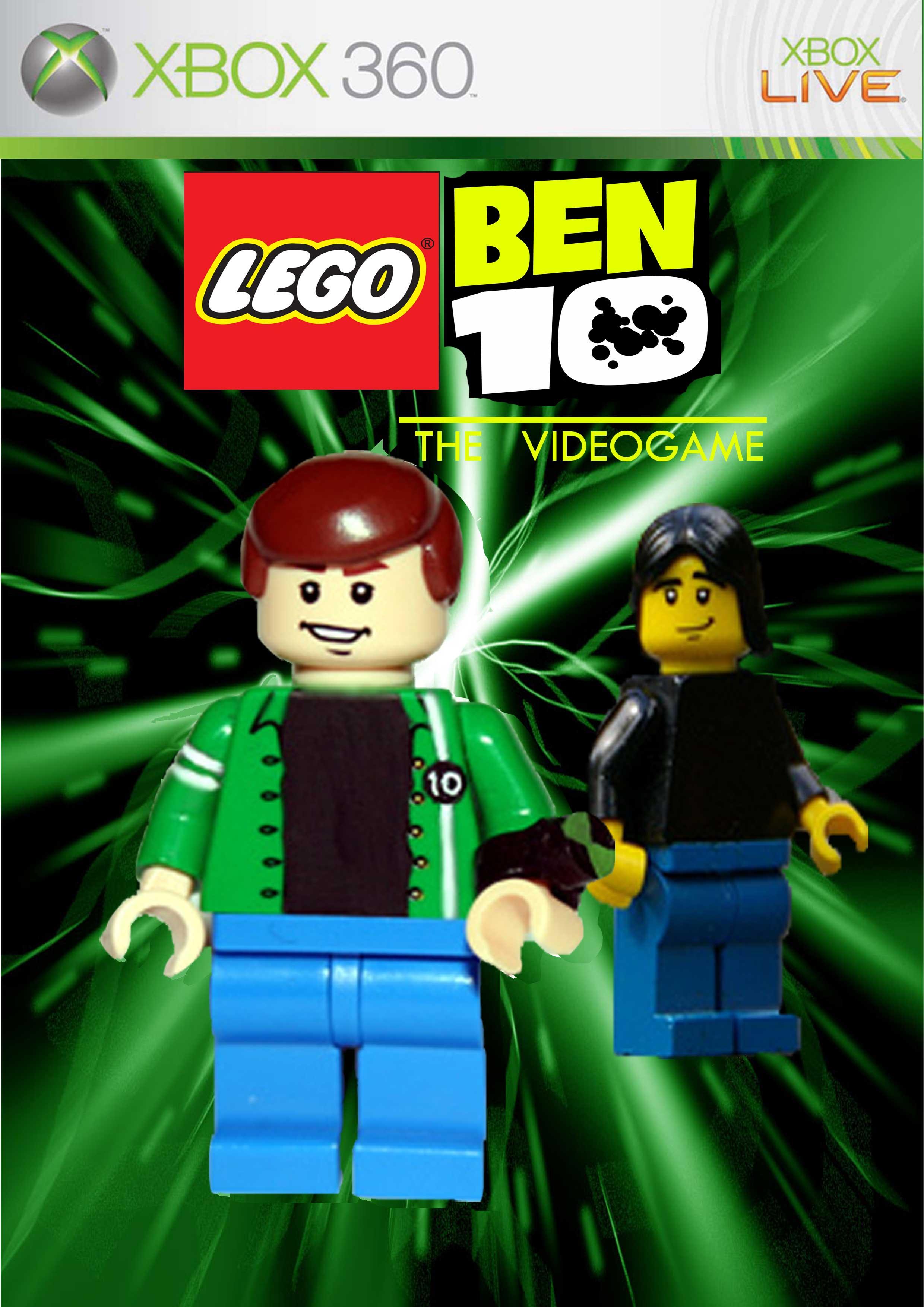 Ben-10-lego