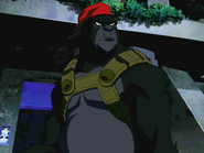 TT Teen Titans Rouges Brain DCAU YJ Monsieur Mallah