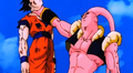 The Old Kai's Weapon - Super Buu chokes Gohan