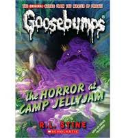 The Horror at Camp Jellyjam Reprint