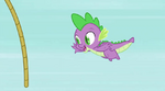 Spike sees rope again S3E09