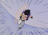 Gotenks super golpe