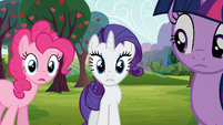 Rarity &quot;you were actually stuck&quot; S03E09