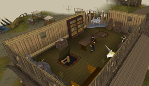 Peer the seer room