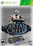 Spartan's Creed Game Cover