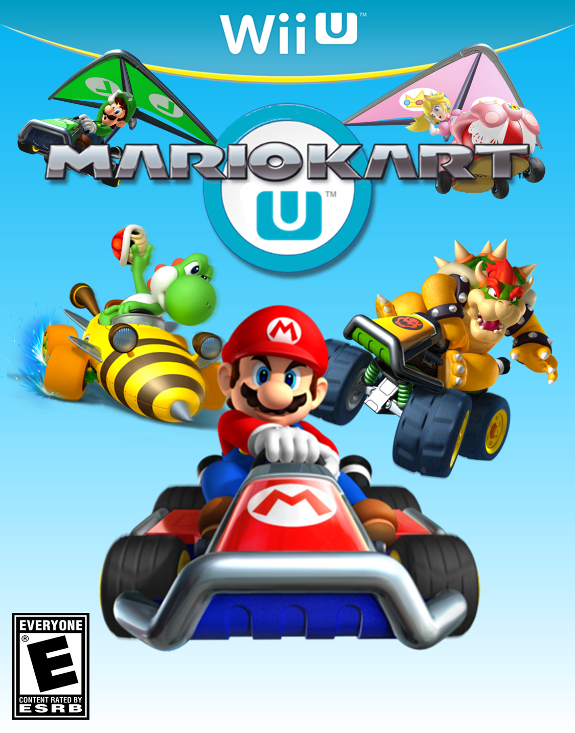 Mario Kart U - Fantendo, the Video Game Fanon Wiki