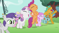 Fillies cheering S2E6.png