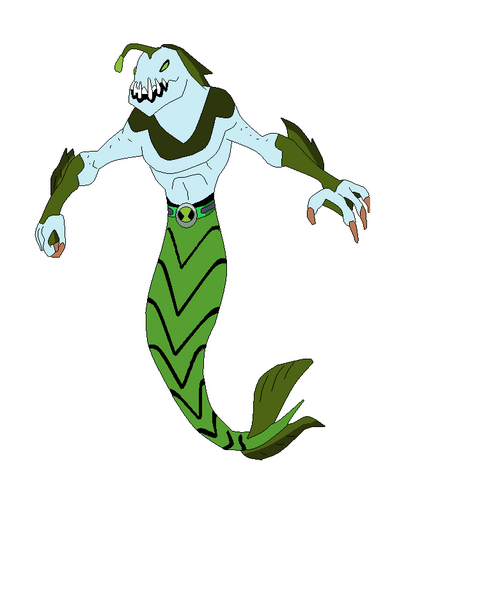 Image - Ripjaws.png - Ben 10 Fan Fiction - Create your own ...
