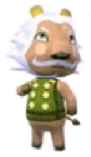"""Animal Crossing New Leaf et ses nouveaux """"Acteurs""""! - Page 2 Lionel"""