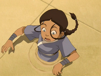 Katara sinking