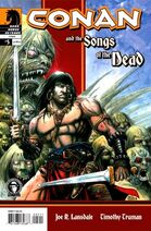 Conan and the Songs of the Dead Vol 1 5