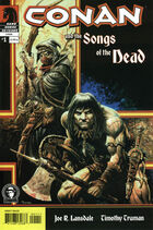 Conan and the Songs of the Dead Vol 1 1