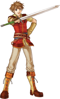 Edward Artwork (FE10)