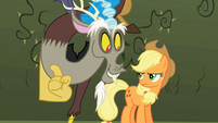 Discord with Applejack S2E01