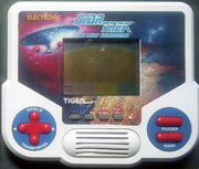 Tiger Electronics Star Trek TNG LCD Video Game
