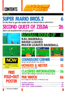 Nintendo Power Magazine V. 1 Pg. 004