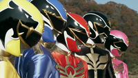 Goseiger introduction